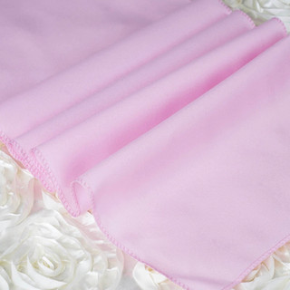 Polyester  Table Runner  Pink