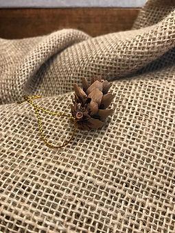 Mini Pine Cone
