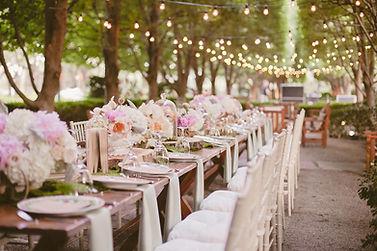 Dinner Table Decor image