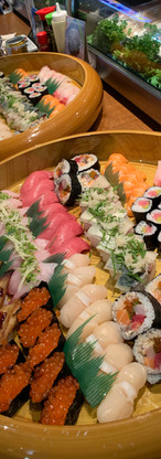 Special Catering Sushi Order