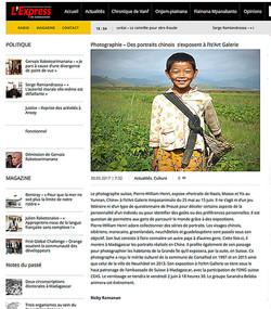 L'Express, Madagascar