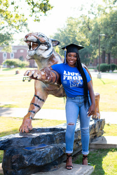University of Memphis Grad Session