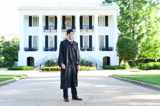 University of Alabama Graduation session