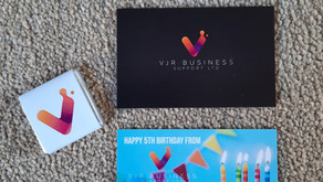 Five Years of VJR Business Support!