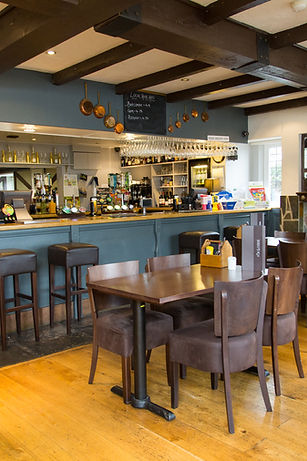Fox & Goose Inn Bar