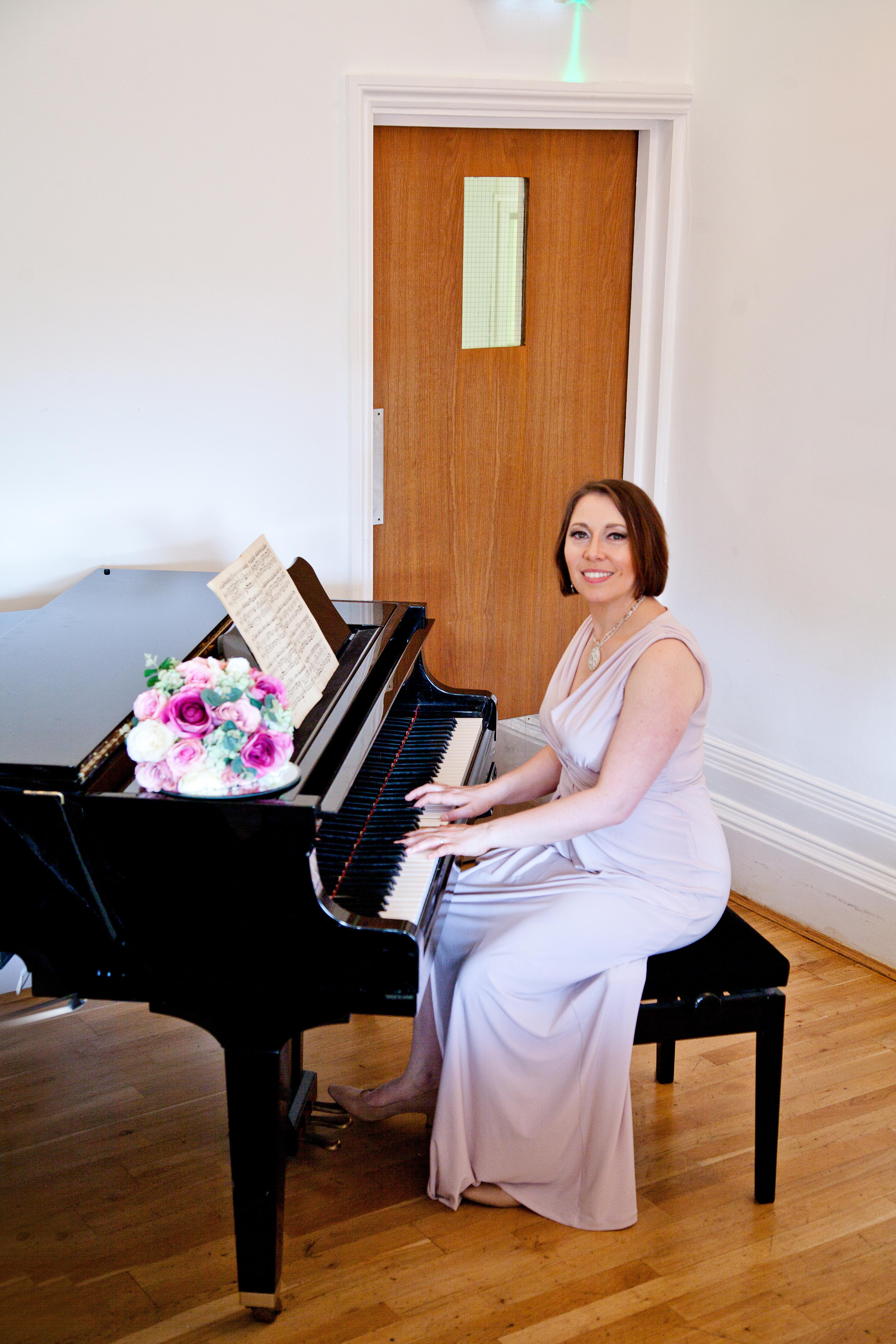 Liz- wedding pianist