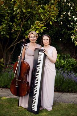 Wedding music piano&cello