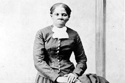Harriet Tubman (-1913) US Abolitionist.