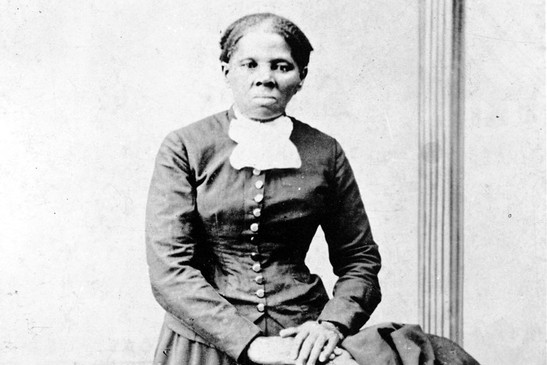Harriet Tubman (-1913) US Abolitionist.