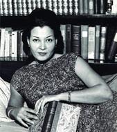 Marie Vieux Chauvet. (1916-1973) Haitian Novelist.