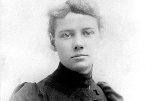 Nellie Bly (1864-1922). US Journalist.