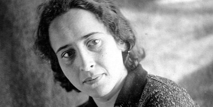 Hannah Arendt (1906-1975) German Political Theorist.