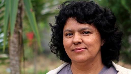 Berta Caceres (1971-2016). Honduran Environmental Campaigner.