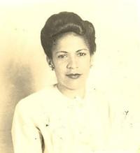 Aida Cartagena Portalatin (1918-1994) Dominican Writer.