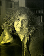Andrea Dworkin (1946-2005) US Author and Campaigner.