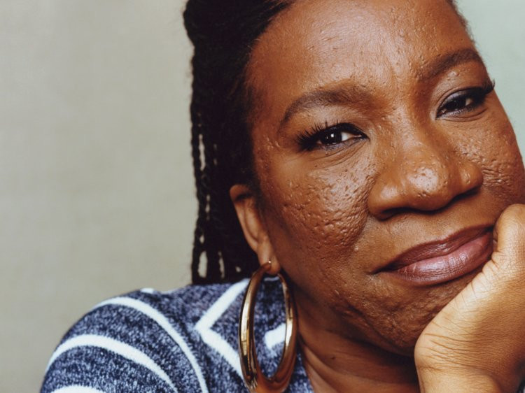 Tarana Burke (1973-) US Civil and Women's Rights Activist