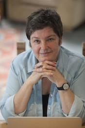 Julie Bindel. (1962-) British Journalist and Feminist Campaigner.