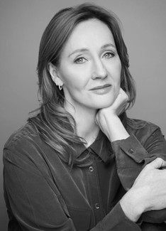 Joanne Kathleen Rowling (1965-) Author, Feminist and Coven High Priestess.