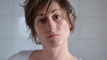 Magdalen Berns (1983-2019) Scottish Lesbian Feminist Activist.