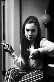 Hillary Rodham (1947-) US President.