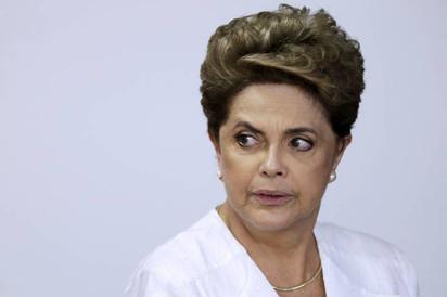 Dilma Rousseff (1947-) Brazilian President.