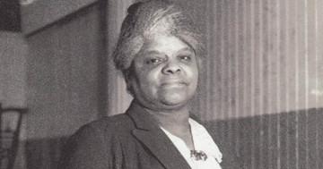 Ida B. Wells (1862-1931) US Civil Rights Leader and Journalist.