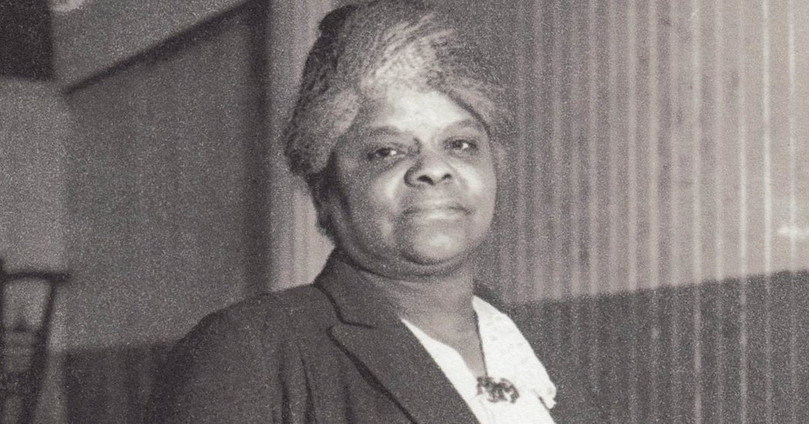 Ida B. Wells (1862-1931) US Civil Rights Leader and Journalist.