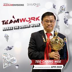 ALD Teo Chang Wee Diamond ERA