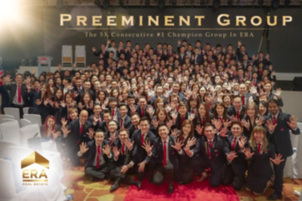 Preeminent Group Alex Lim ERA Career