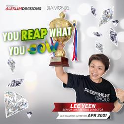ALD Lee Yeen Diamond ERA