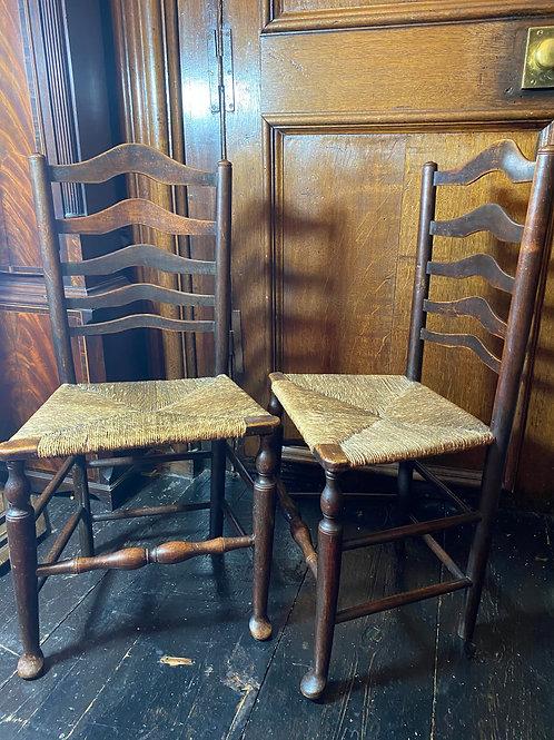 Rush Seat Chairs