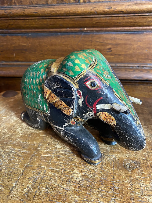 Elephant temple toy