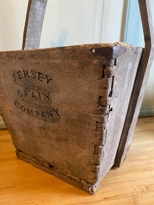 Jersey Grain Company Bucket
