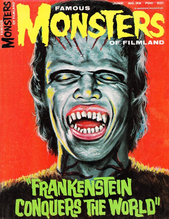History of Monster Magazines