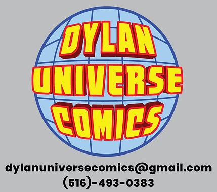 Dylan Universe Comics Contact Information