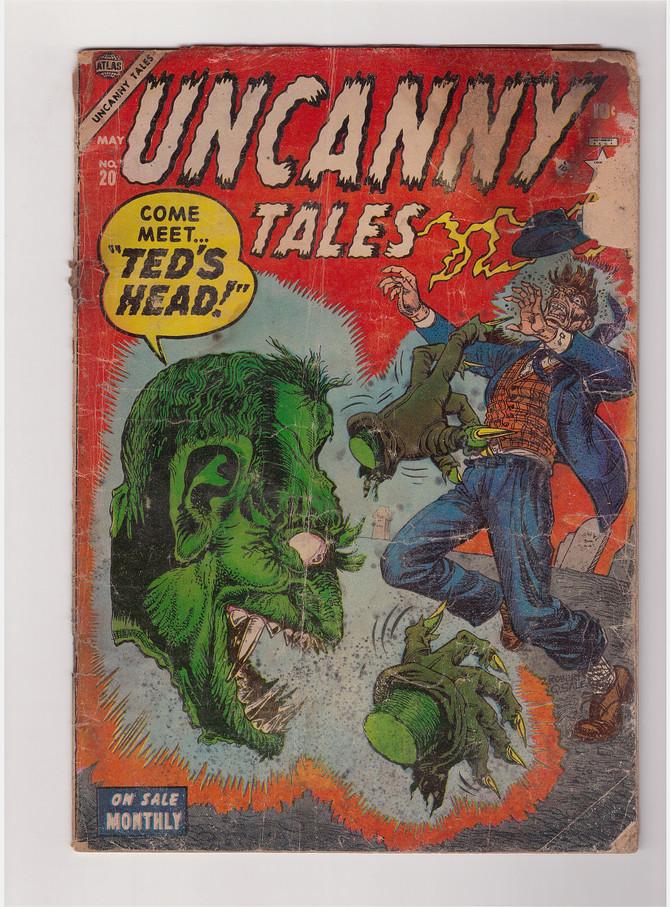 Golden Age Pre-Code Horror Comics