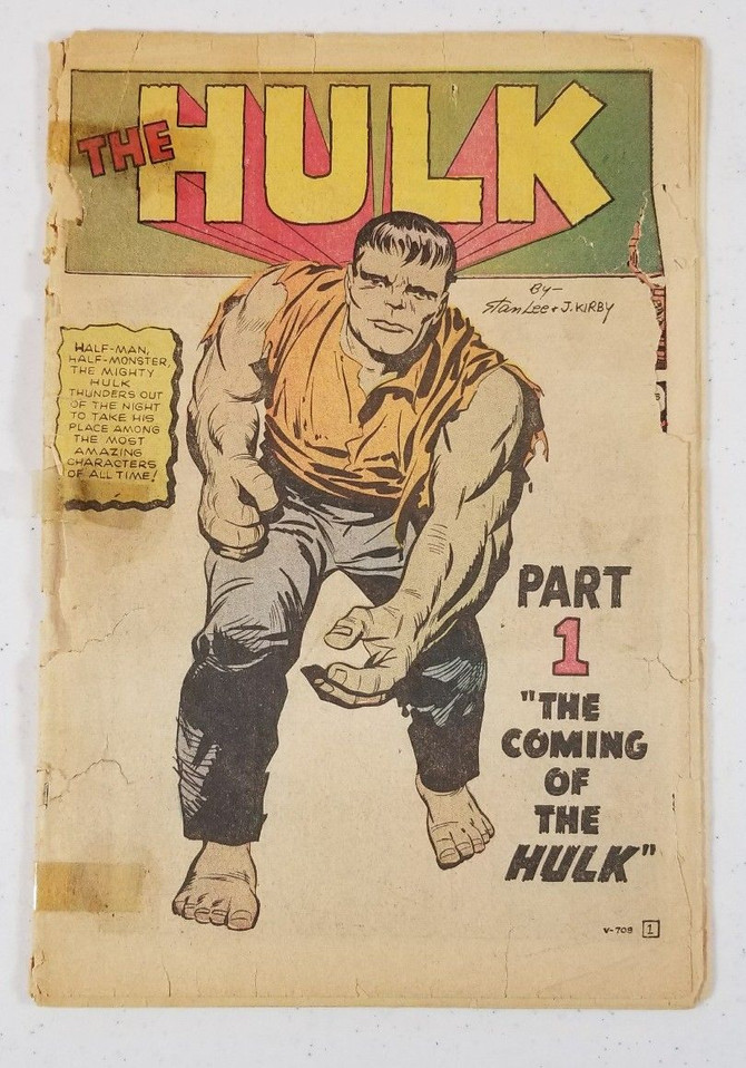 Rarest Comics in Various Conditions and How Condition Equals Value...