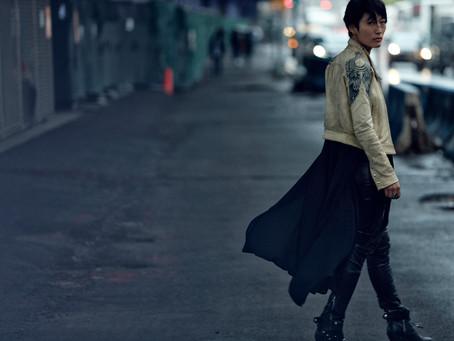 Jihae Releases Striking Visual Accompaniment For Newest Single 'Utopia'
