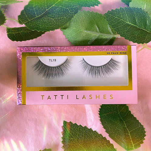 TATTI LASHES - TL19