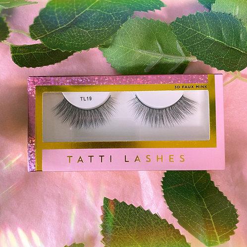 TATTI LASHES - TL19