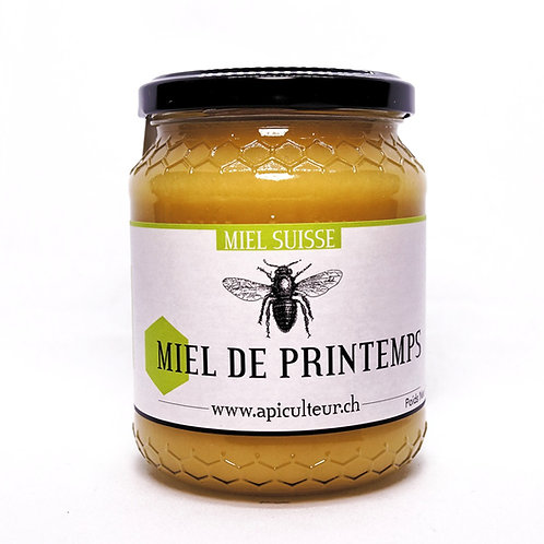 "Miel de printemps ""Mollie-Margot"" 500g"