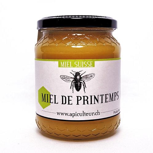 """Miel de printemps """"La Conversion"""" 500g / 2ème récolte"""