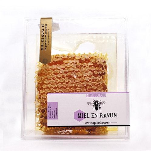 Miel en rayon env. 370g