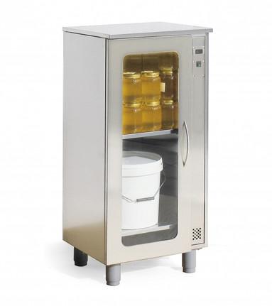 Armoire chauffante LEGA pour la fonte du miel cristallisé