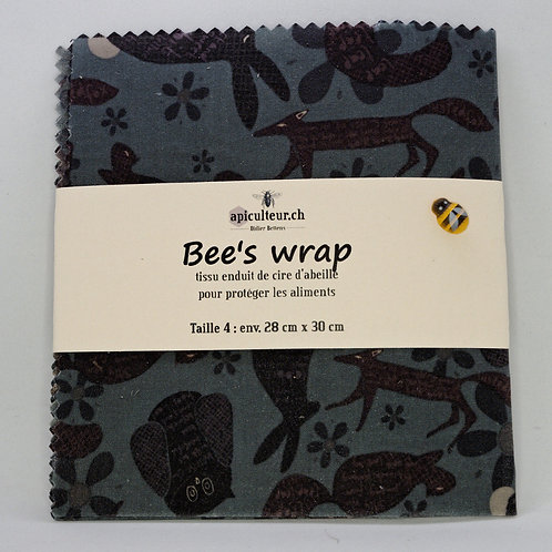 Bee's wrap (taille 4)