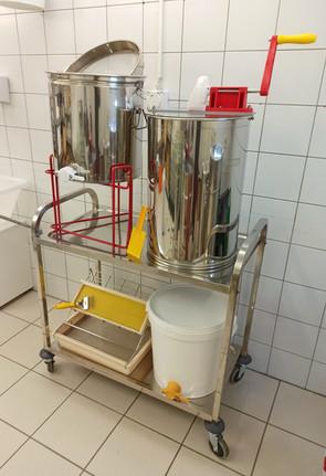 Set d'extraction de miel