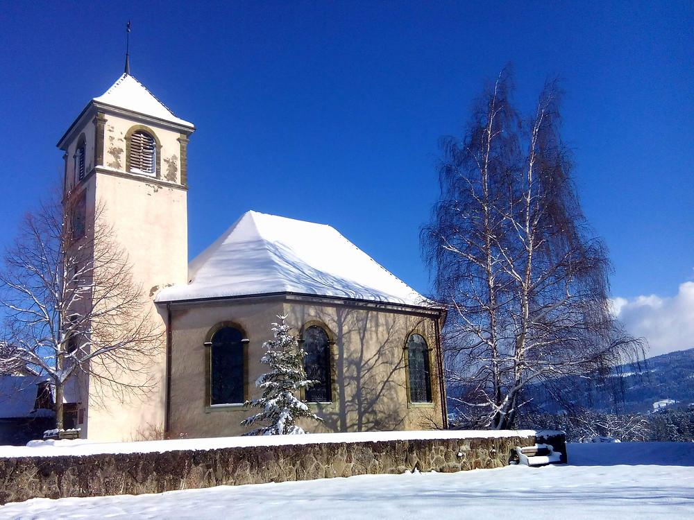 Eglise de Maracon