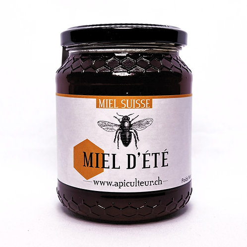 "Miel d'été ""La Conversion"" 500g"
