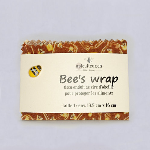 Bee's wrap (taille 1)