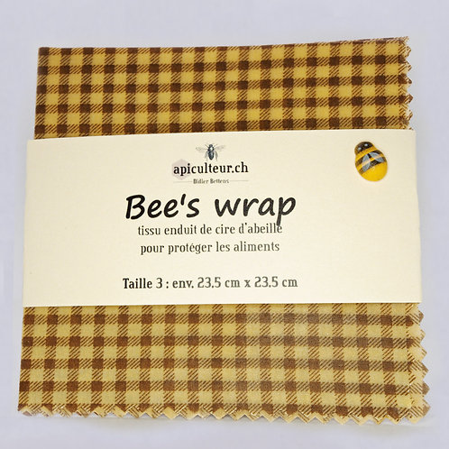Bee's wrap (taille 3)